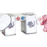 unique baby shower diaper cakes for twins