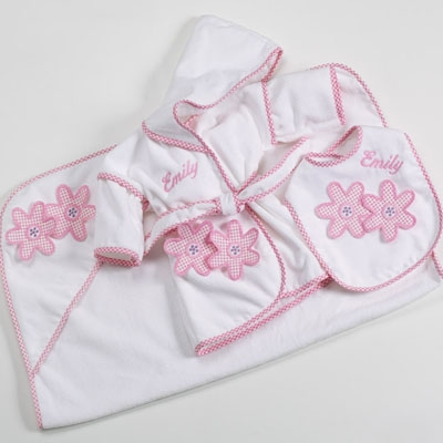 866cf906b Gift for Baby Girl-Personalized Bath & Feeding Time by Silly Phillie