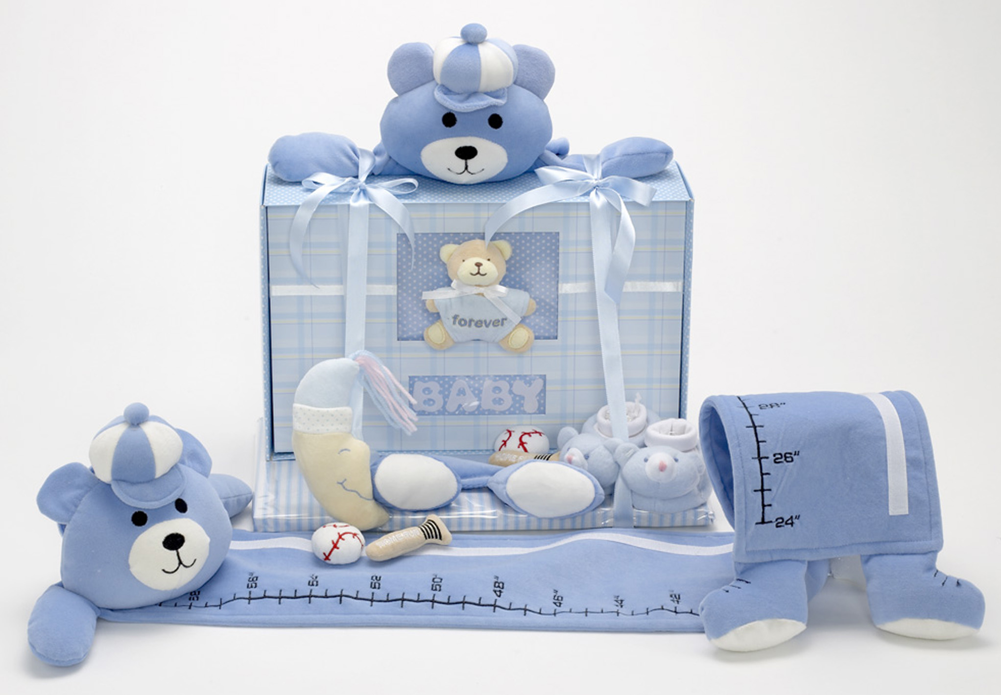 Keepsake baby boy gifts by silly phillie forever baby book growth chart gift set boy geenschuldenfo Choice Image
