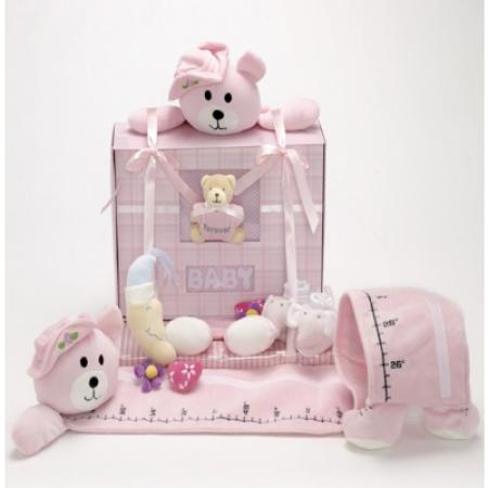 Keepsake Baby Girl Gift By Silly Phillie