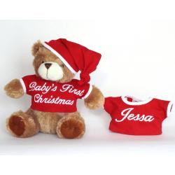 Christmas Keepsake Bear