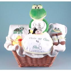 Baby Gift Basket- Cute as can Bee