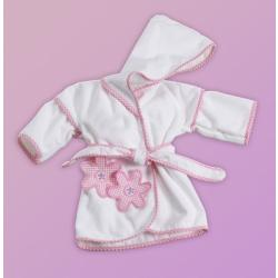 Daises Hooded Cover-Up baby gift for infants & toddles