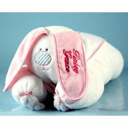 Snuggle Bunny Personalized Baby Gift Set