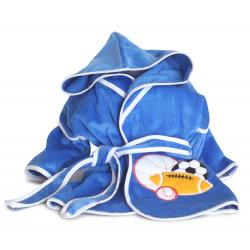 Sport Balls hooded terry cover-up makes a great baby gift or gift for an older sibling