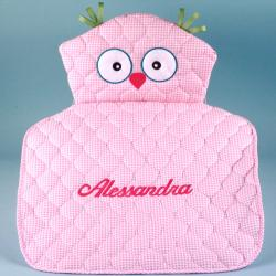 Time for A Change Personalized Changing Pads for baby girl