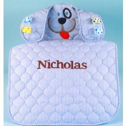 Puppy Changing Pad Personalized Baby Gift