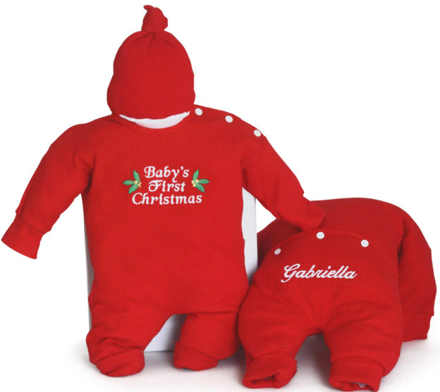 Babys First Christmas Gifts: Exciting Baby's First Christmas Gifts